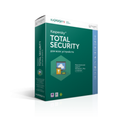 Kaspersky Internet Security Multi-Device 3 ПК 1 год продление